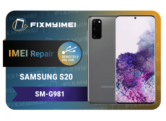 S20 Samsung Instant Blacklisted Bad IMEI Repair
