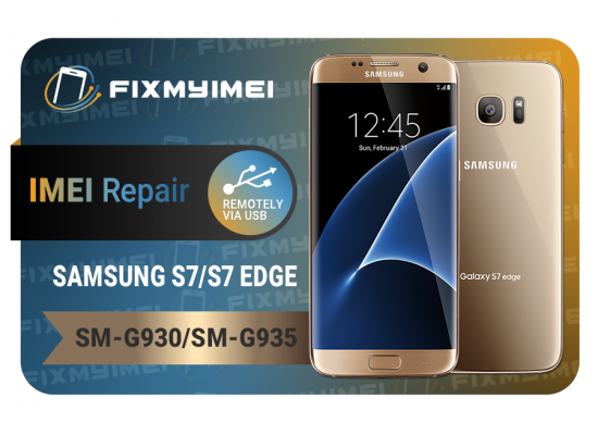G930 G935 S7 / S7 Edge S7 Active Samsung Instant Blacklisted Bad IMEI Repair